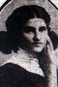 Portrait of Dora Evans